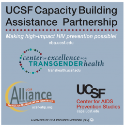 Logo for UCSF Capacity Building Assistance Partnership