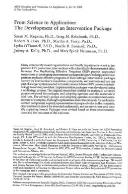 Ford diversity dissertation