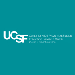 Logo for the UCSF Center for AIDS Prevention Studies