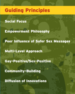 Mpowerment Guiding Principles poster