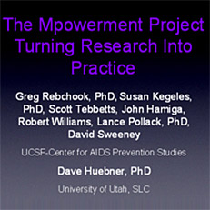 First slide of MP Turning Research into Practice