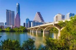 Austin TX skyline photo